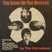 LP - Carnabees The story of the Beatles   (2lp)
