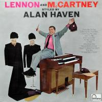 LP - Alan Haven Lennon & McCartney styled by ..   (organ)