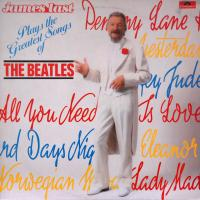 LP - James Last Plays the greatest songs of the Beatles
