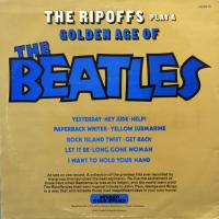 LP - Ripoffs Golden age of the Beatles