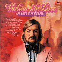 LP - James Last Violins in love