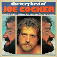 LP - Joe Cocker The very best of Joe Cocker