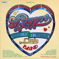 LP - L.A. Sounds Highlights from Sgt Pepper's  Lonely Hearts Club Band (OST)