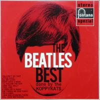 LP - Koppykats (Ian & Zodiacs) The Beatles Best done by the Koppykats