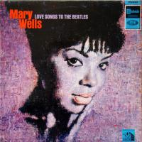 LP - Mary Wells Love songs to the Beatles   (mono)