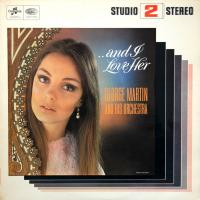 LP - George Martin Orchestra And I love her  (studio2stereo)