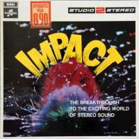 LP - Ralph Dollimore & Orch. Impact