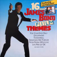 LP - Studio London Orchestra 16 James Bond film themes