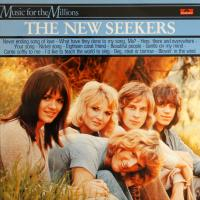 LP - New Seekers The New Seekers   (Music for the Millions)