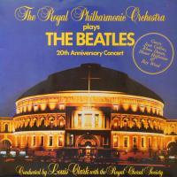 LP - Royal Philharmonic Orchestra Plays the Beatles - 20th Anniversary Concert