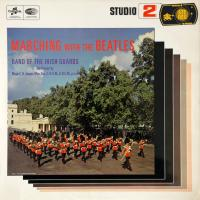 LP - Band of Irish Guards Marching with the Beatles  Studio2stereo