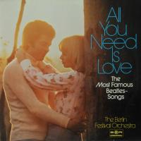 LP - Berlin Festival Orchestra All you need is love
