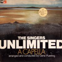 LP - Singers Unlimited A Capella
