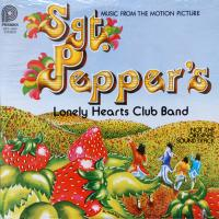 LP - Unknown Artist Sgt.Pepper's lonely hearts club band (Music from the Motion Picture)   (remake)