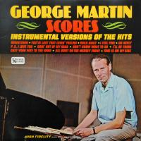LP - George Martin Orchestra Scores intrumental versions of hits