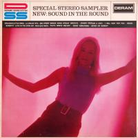 LP - Various Artists Spec. Stereo Sampler  (+Love in the open air )