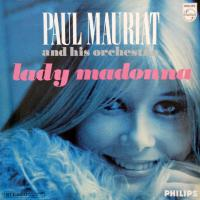 LP - Paul Mauriat Lady Madonna