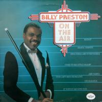 LP - Billy Preston On the air