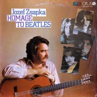 LP - Jozef Zsapka Homage to Beatles