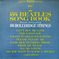 LP - Hollyridge Strings Beatles Song Book     (US rainbow label)