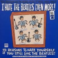 LP - Various Artists I hate the Beatles even more! (vol 2) incl. booklet
