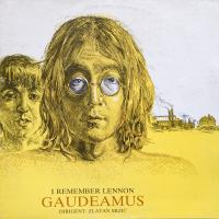 LP - Gaudeamus I remember Lennon