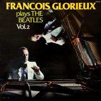 LP - Francois Glorieux Plays the Beatles  Vol.2