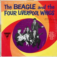 LP - Beagle & Liverpool Whigs Sound of Beagle & four Liverpool Whigs