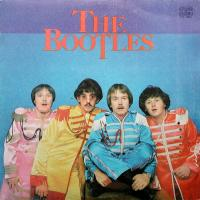 LP - Bootles The Bootles (with Sgt Pepper's alike sleeve-art)