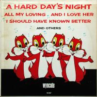 LP - Chipmunks (probably) A hard day's night (And Others)