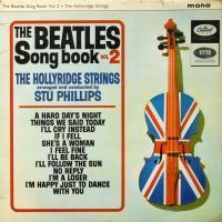 LP - Hollyridge strings Beatles Songbook  Vol.2 (mono, promo)