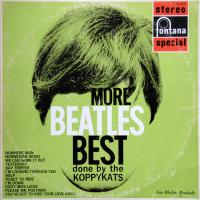 LP - Koppykats (Ian & Zodiacs) More Beatles Best
