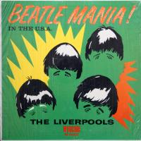 LP - Liverpools Beatlemania   (green cover, incl wrap)