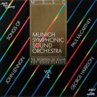 LP - Munich Symphonic Orchestra Pop goes classic Vol.4
