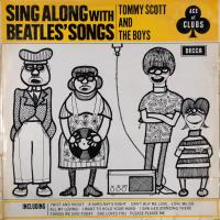 LP - Tommy Scott + Boys Sing along with Beatles' songs