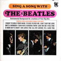 LP - Jimmie Haskell & Band Sing a song with the Beatles + lyrics