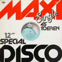 "12 "" (maxi) - Stars on 45 Stars on 45  (maxi disco single)"