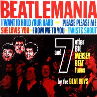 LP - Beat Boys Beatlemania