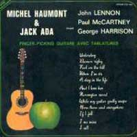 LP - Michel Haumont & Jack Ada Finger Picking guitare avec tablatures