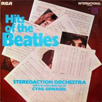 LP - Stereoaction Orchestra (dir. by Cyril Ornadel) Hits of the Beatles