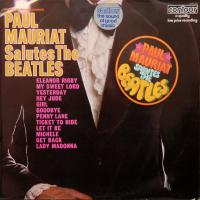 LP - Paul Mauriat Salutes the Beatles