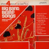 LP - Bob Leaper Big Band, Beatle Songs (Phase4 Stereo)