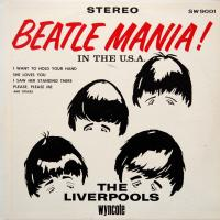LP - Liverpools Beatlemania!  (stereo)