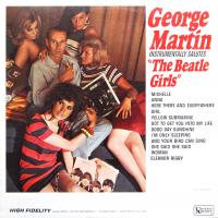 LP - George Martin Orchestra Beatle girls