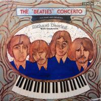 LP - Richard Deering & Orchestra The Beatles Concerto for Piano and Orchestra