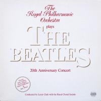 LP - Royal Philharmonic Orchestra Plays The Beatles 20th Anniversary Concert