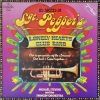 LP - Michaël Stevens And the Swinging' Orchestra Les succes de Sgt. Pepper's Lonely Hearts Club Band Vol. II