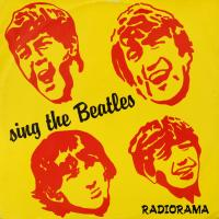 "12 "" (maxi) - Radiorama Sing the Beatles"