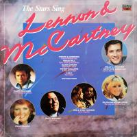 LP - Various Artists The Stars Sing Lennon & McCartney