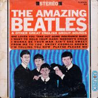 LP - Various Artists The Amazing Beatles & Other Great Enlisch Group Sounds